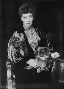 Queen Alexandra (foto uit 1923). Credits: Wikimedia Commons